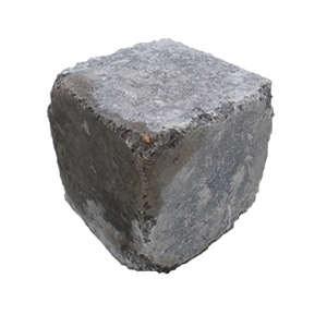 Old-Stone 8x8x8 Cube