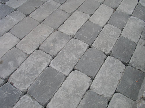 Old-Stone Block Pavers