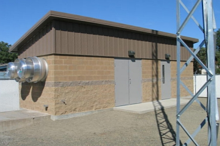 College Place Pump Station 1